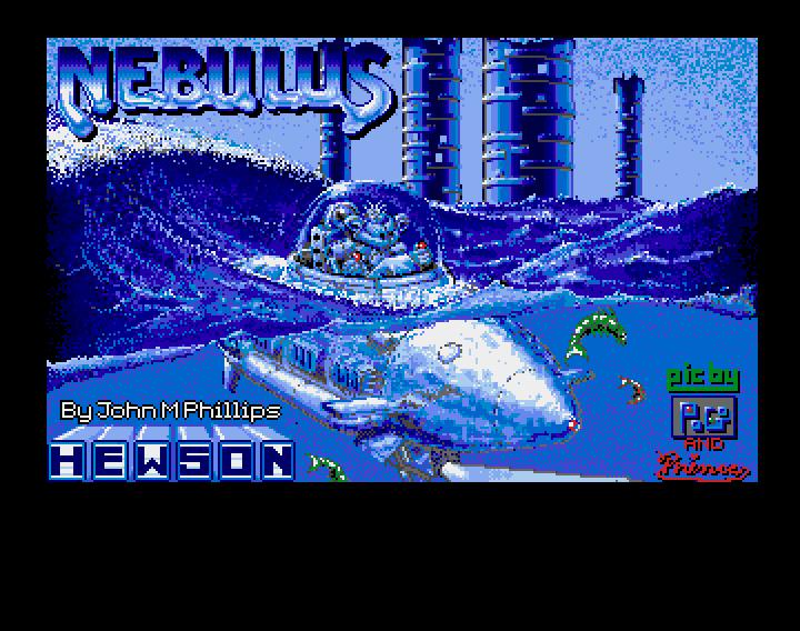 Популярные видео  nebulus - youtube