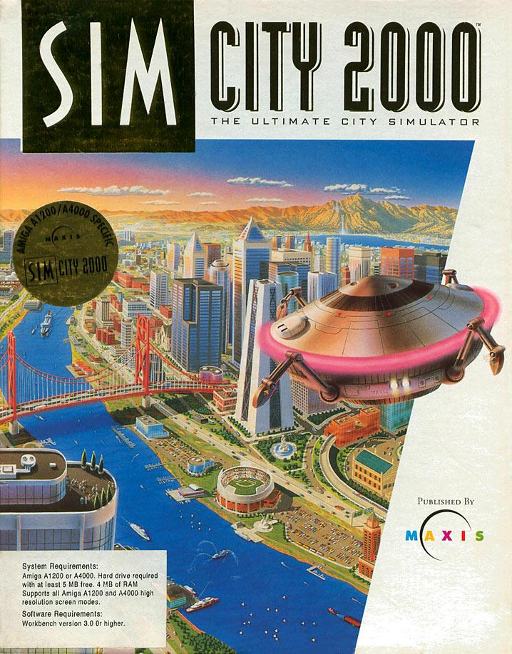Sim City 2000 [HD only]