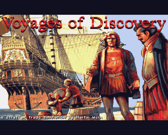 voyage of discovery