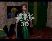 Zdzislav: Hero of the Galaxy 3D