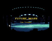 Future Wars: Time Travellers