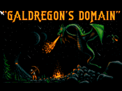 Galdregon's Domain
