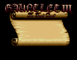 Gauntlet III: The Final Quest