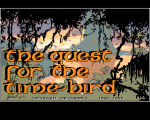 Quest For The Time-Bird, The