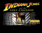 Indiana Jones and the Last Crusade: The Action Game