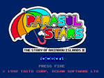 Parasol Stars: Rainbow Islands 2