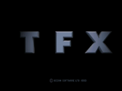 TFX (Tactical Fighter eXperiment)