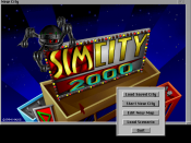 Sim City 2000 [HD only]
