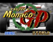 Super Monaco Grand Prix
