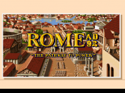 Rome AD 92: The Pathway to Power