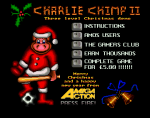 Charlie Chimp - The Christmas Demo