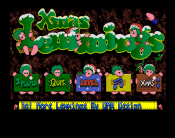 Xmas Lemmings