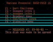 Rack Pack 16