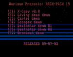 Rack Pack 19