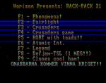 Rack Pack 21