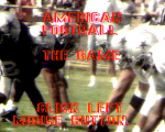 American Football - The Game