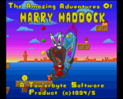 Amazing Adventures of Harry Haddock, The