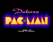 Deluxe Pacman AGA