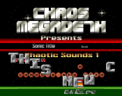 Chaotic Sounds