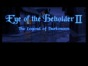 Eye Of The Beholder II: The Legend of Darkmoon [AGA]