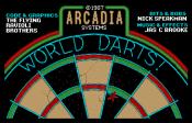 World Darts [Arcadia]