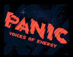 Panic Voices of Energy