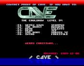 The Cauldron - Level 94