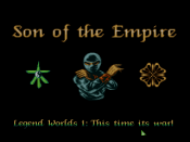 Worlds Of Legend: Son Of The Empire