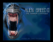 Alien Breed II: The Horror Continues