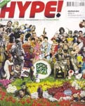 Hype Amiga article - Front Cover